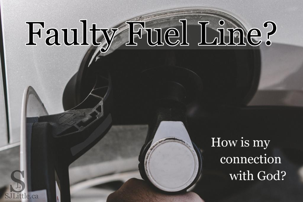 Faulty Fuel Line?