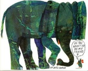 Do You Want To Be My Friend? by Eric Carle - review by S J Little