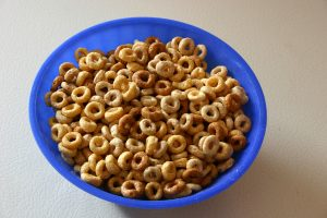 Dry cereal - 11 Quick and Wholesome Snacks for Preschool - S. J. Little