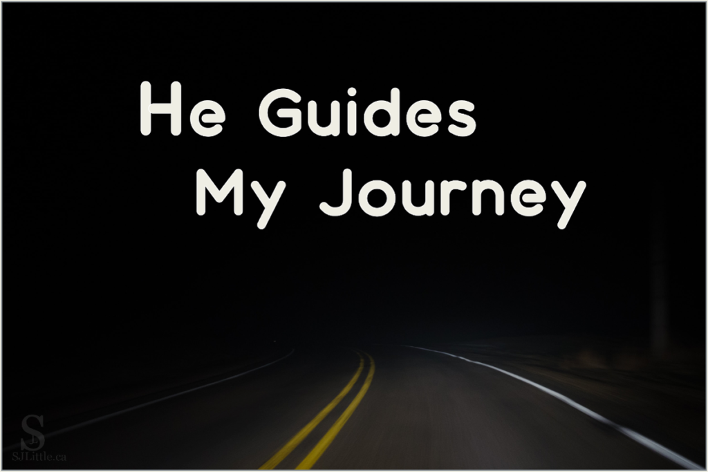 He Guides My Journey