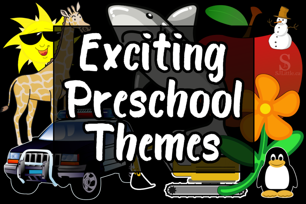 Exciting Preschool Themes