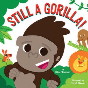 Still A Gorilla by Kim Norman
